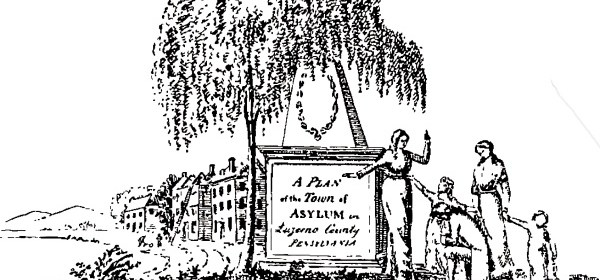 French Asylum Azilum Pennsylvania