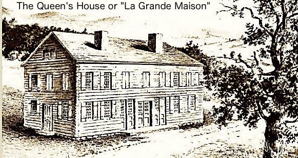 Asylum Azilum Queen's House, la grande maison