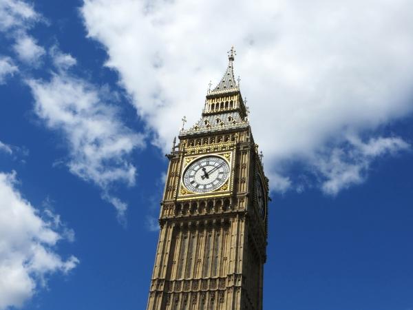 Big Ben Silent Minute