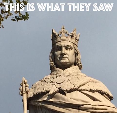 Good King Rene, Aix en Provence