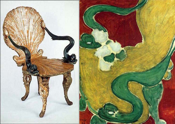 Matisse chair