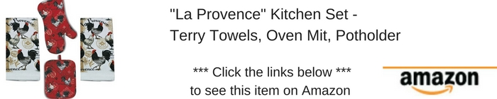 Amazon Kitchen set