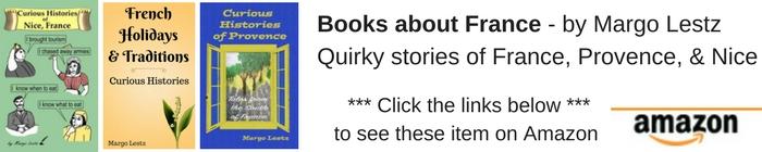 Margo's books