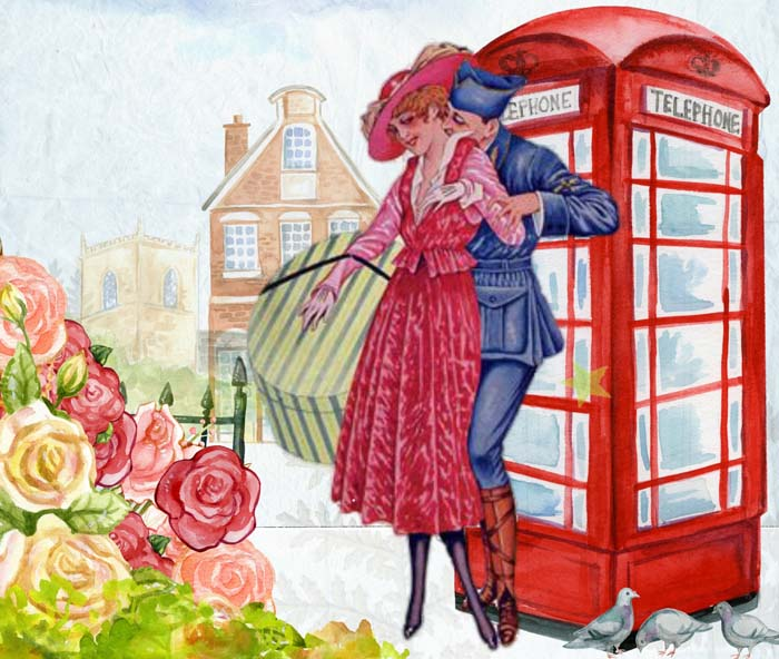 vintage-1920s-couple-art-work - pd