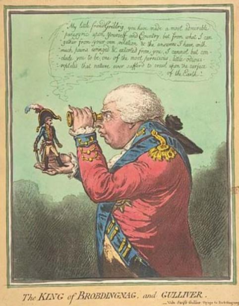 George III and Napoleon 400