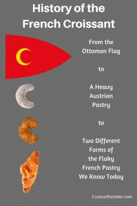 History of the French Croissant
