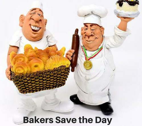Saved by the Bakers Croissant