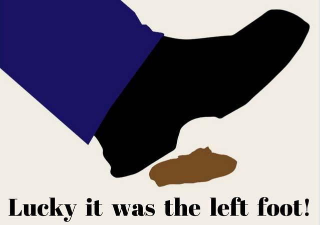 Left foot superstition 2