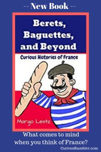 New Book -Berets, Baguettes, Beyond -pinterest