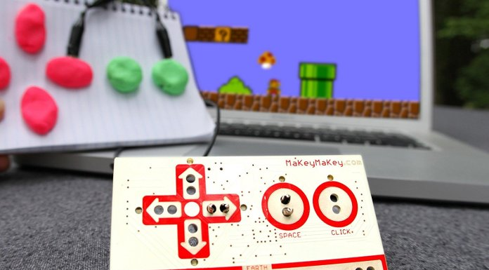 Makey makey creative gift idea