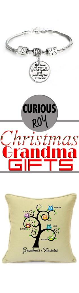 Great Christmas gifts for Grandma 2017