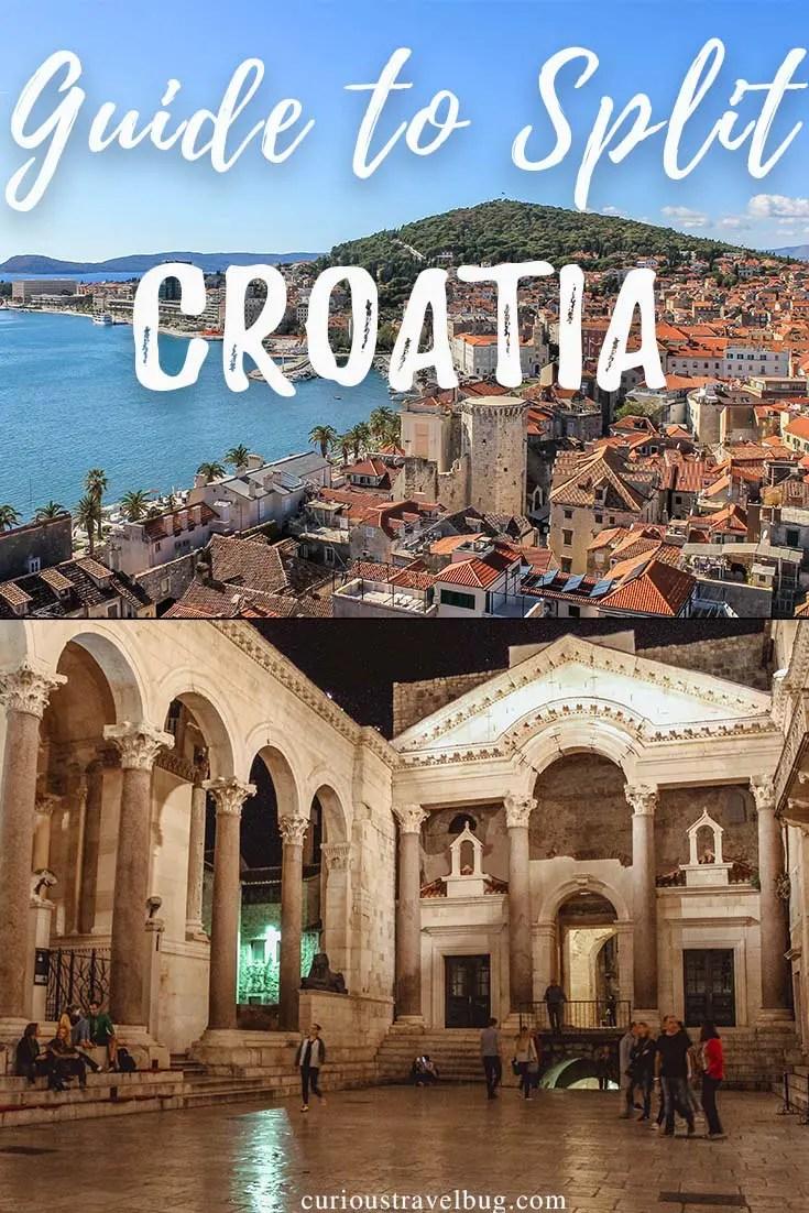 Croatia things in to do split Amazing Things