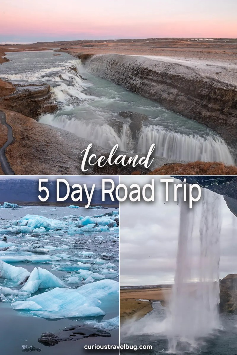 Iceland in 5 Days: South Coast Road Trip Itinerary