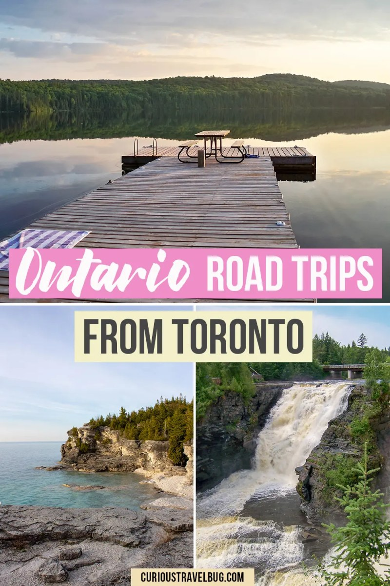 Ontario Road Trips From Toronto