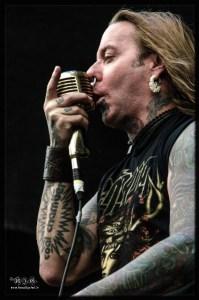 Dez Fafara | DevilDriver | X-Rockfest Herford