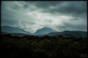 Scotland Highlands Ben Nevis