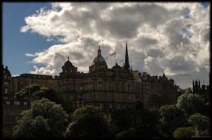 Scotland Edinburgh Museum on the Mound