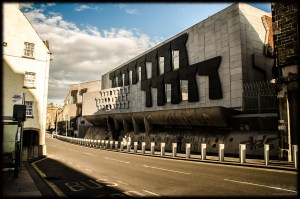 Scottish Parliament Edinburgh