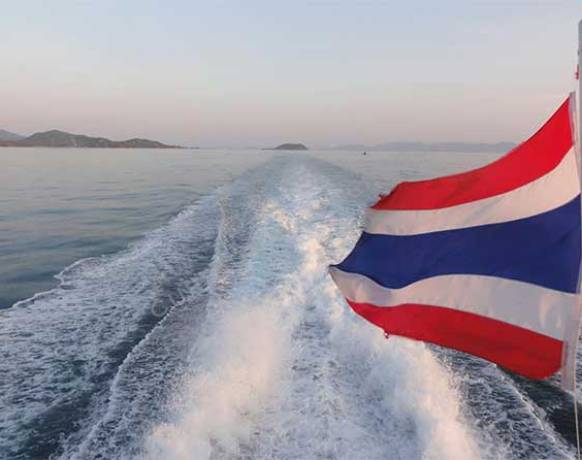 Welcome to South Thailand
