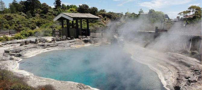 THE THERMAL WONDERLAND: ROTORUA AND WAI O TAPU
