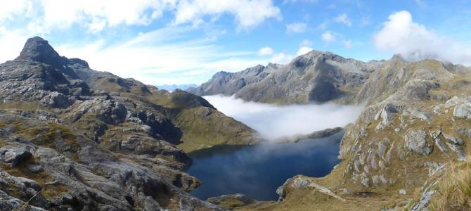 NEW ZEALAND GREAT WALKS: THE ROUTEBURN TRACK