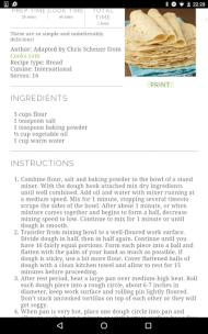 Thursday 25-02-16. A tortilla recipe, substituting flour of course. Made good enchiladas.