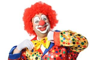 Pourquoi les clowns nous font peur?