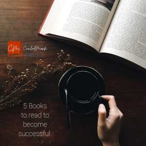 5 Books to read if you want to be successful