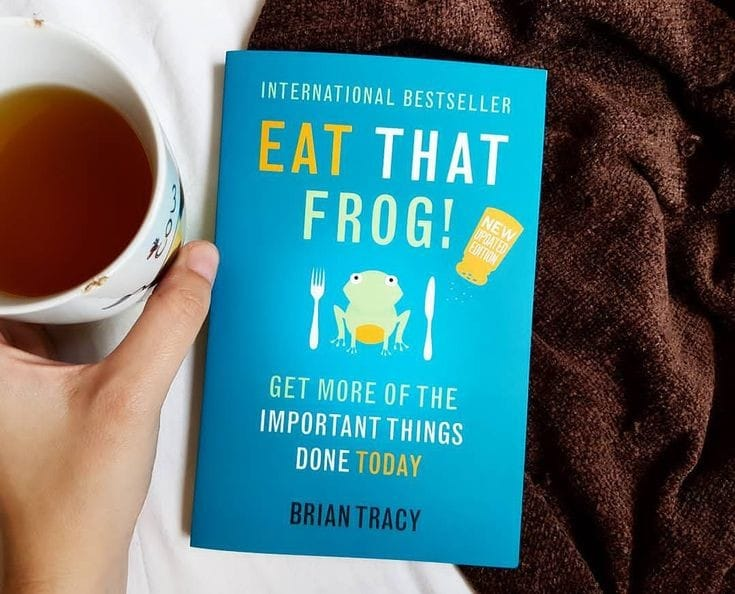 Eat that frog! Right way to prioritize your daily tasks