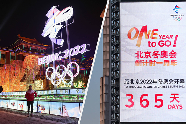 Olympic Officials Dismissed Beijing Games Human Rights Concerns In A Video Call, Documents Show