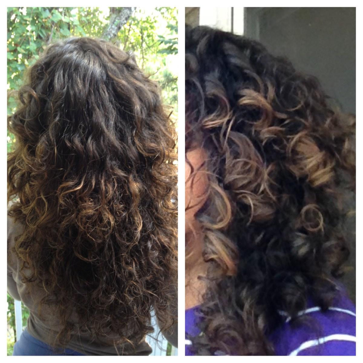 DIY Curl Refreshing Spray Curl On A Mission