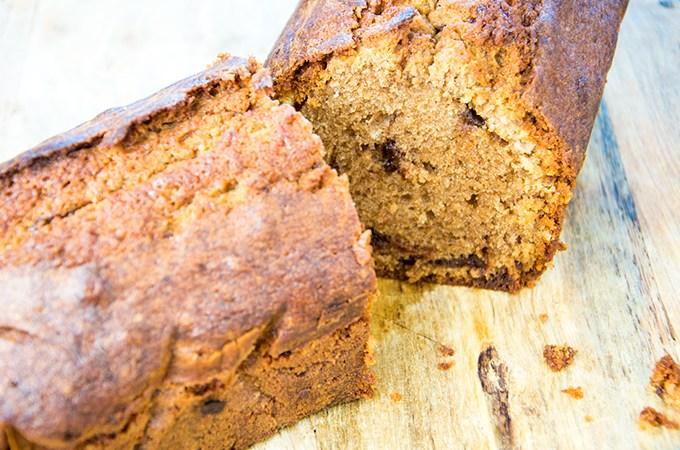 Cake recept met chocola en zeezout karamel