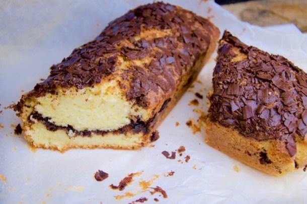 Recept Cake met hagelslag