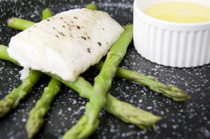 Recept Kabeljauw met beurre blanc saus