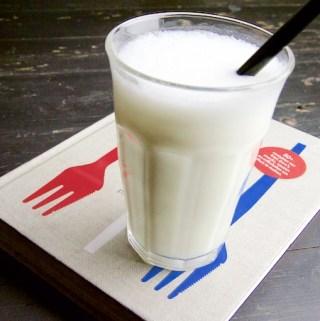 Recept Milkshake