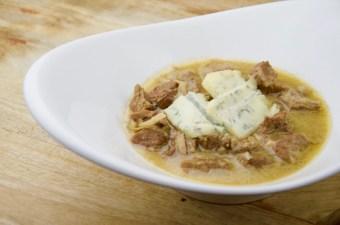 Recept Runderstoofpot met gorgonzola