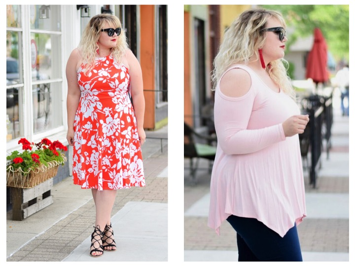 Liz Louize Store Tour. A new plus size boutique in Royal Oak Michigan. This post takes you into the newest addition to Royal Oak.