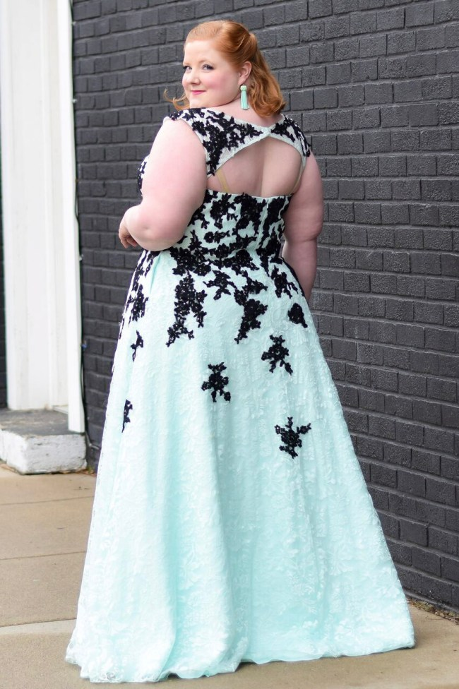 Plus Size Prom. Prom season is right around the corner, and Liz Louize has options for the curvy fashionista. Don't get stuck shopping online this prom season, enjoy shopping in a beautiful boutique with sizes just for you!