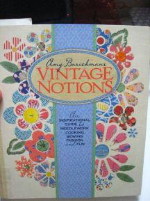 Amy Barickman's Vintage Notions