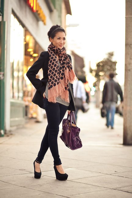 Style head scarf