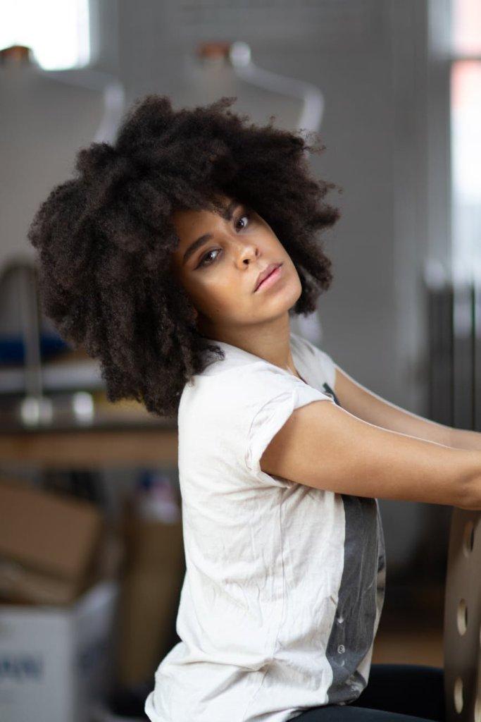 cleanse scalp natural hair