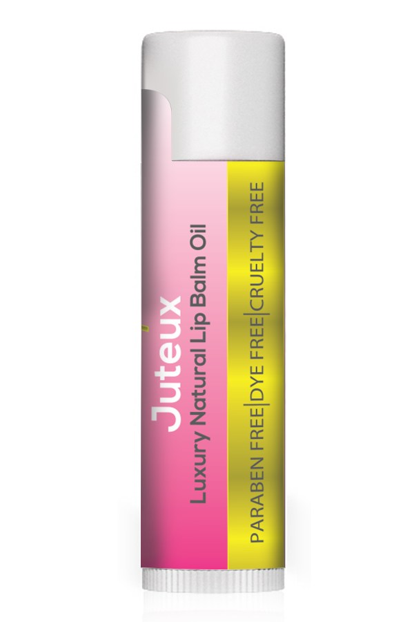 Juteux Luxury Natural Lip Balm Oil from Curly D by Curly Davenport 2