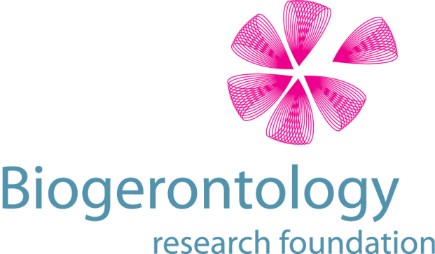 Biogerontology Research Foundation Logo Curly D by Curly Davenport