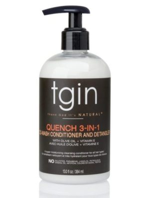 quench-3-in-1 Co-wash Conditioner