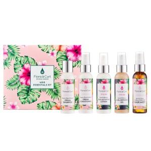 Mini Essentials Kit - Flora & Curl