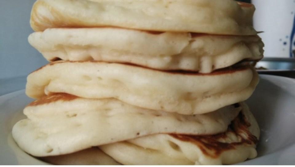Fluffy Buttermilk Pancake Recipe