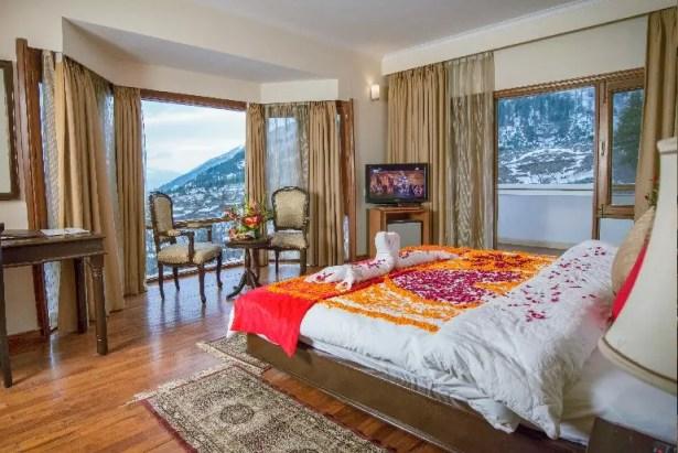 Solang Valley Resorts Himachal