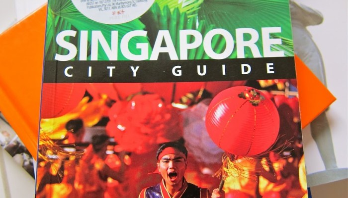 11 Books I recommend to newcomers in Singapore
