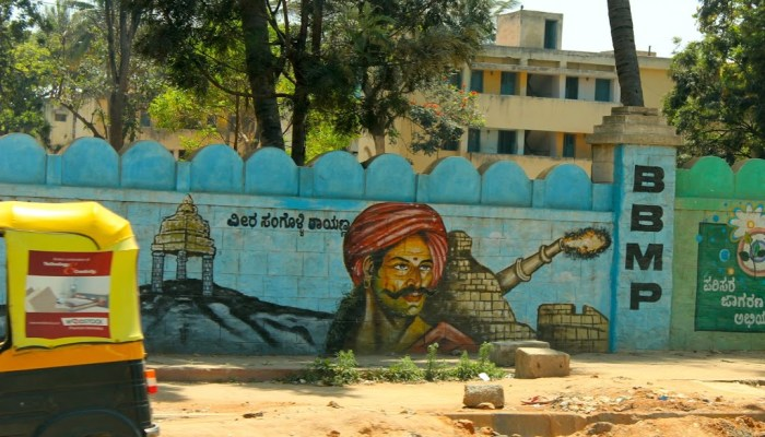 Are Bangalore's murals a pleasure or a pest?