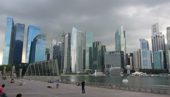 The Sail @Marina Bay